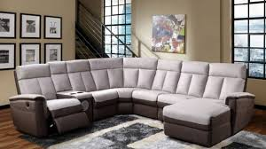 Sectional Reclining Sofas Reclining L Shaped Sofa Leather Sectional Sofa Intended For L
