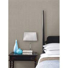415 87985 light grey faux grasscloth pontoon brewster wallpaper
