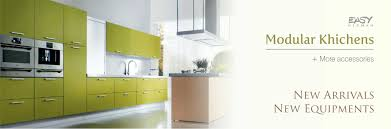 modular kitchen and home decor