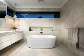 modern bathroom flooring bathroom freestanding bathtub design ideas with tile flooring