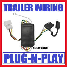 trailer hitch wiring fits 94 98 jeep grand cherokee plug play wire