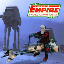 Star Wars Christmas Meme - the leek star wars how the empire stole christmas