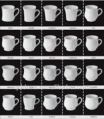 new shape mug 2014 bone china tea cup promotional bulk
