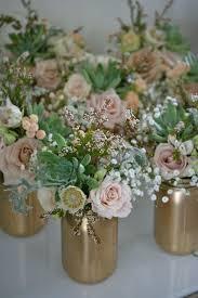 Mason Jar Floral Centerpieces Best 25 Mason Jar Arrangements Ideas On Pinterest Mason Jar