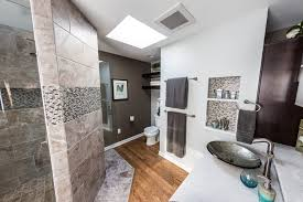 Modern Master Bathroom by Master Bath Remodel Pro Builders