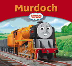 murdoch story library book thomas tank engine wikia