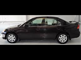 used 2001 honda civic ex sedan for sale 1l055605 buford ga