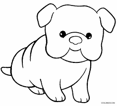printable puppy coloring pages kids cool2bkids
