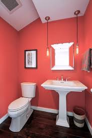sublime coral paint colors decorating ideas for bedroom design