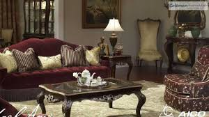 Aico Sofa Imperial Court Living Room Collection From Aico Furniture Youtube