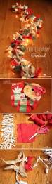 Diy Christmas Lights by Best 25 Burlap Garland Ideas On Pinterest Rustic Christmas