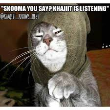 Khajiit Meme - king khajiit khajiit knows best instagram photos and videos