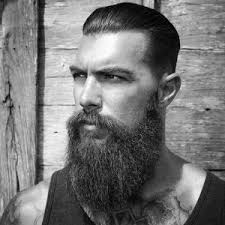 irish hairstyles for men shaved on sides long on top slicked back hair hairstyles