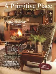 primitive colonial home decor a primitive place magazine