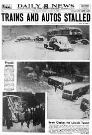 Worst Snowstorm In History by Winter Storm 1947 Photos Worst Snowstorms In New York City