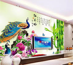 Large Wall Murals Wallpaper by Compare Prices On Peacock Wall Murals Wallpaper Online Shopping