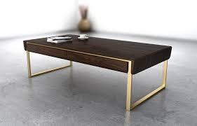 Brass Coffee Table Legs Ravishing Minimalist Decor Makes A Bold Visual Impact With