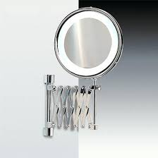 extendable magnifying bathroom mirror ikea frack extendable magnifying bathroom mirror lights