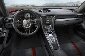 porsche 911 interior 2018 porsche 911 gt3 interior carmagram