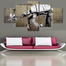 banksy home decor compare prices on still robot online shopping buy low price still