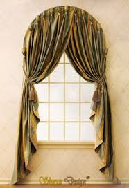 Arch Window Curtains Arched Windows Curtains On The Hooks Arched Windows Treatmentes