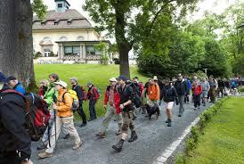 Medfachschule Bad Elster Frankenwald Wandermarathon 2016