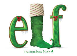 tour schedule elf the musical