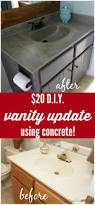 Easy Bathroom Updates by 1000 Images About Guest Bathroom On Pinterest