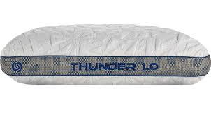 bed gear pillow bedgear thunder 1 0 pillow