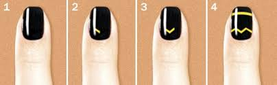 awesome tribal nail art design ideas