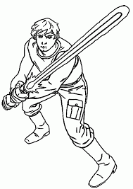 star wars coloring pages photo album gallery luke skywalker