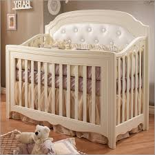 Baby Crib With Mattress Included Baby Cribs La Baby Newborn Sidecar Bloom Mattress Tufted