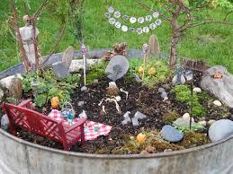 More Miniature Garden Ideas For A Spooky Halloween The Mini