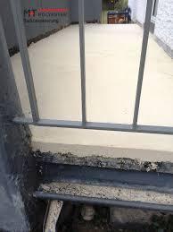 estrich balkon gefälleausgleichsmasse gefälle gefälle balkon estrich m t polyester