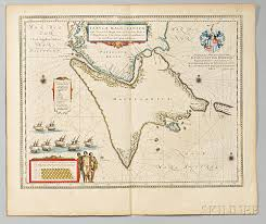 Map Of South And Central America South And Central America Johannes U0026 Willem Blaeu Maps Of Brazil
