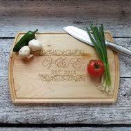 engraved cutting boards tipo s creations cape cod personalized cutting boards