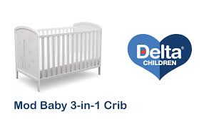 Delta Winter Park 3 In 1 Convertible Crib Delta Children Mod Baby 3 In 1 Crib