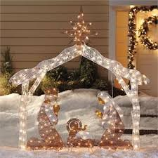 outdoor nativity manger outdoor decoration home decorating ideas
