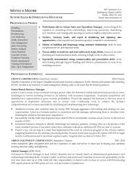 Retail Manager Resume Examples Security Operations Manager Resume Sample Sample Director