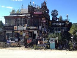Idaho House by Most Photographed Corner In Idaho City Oh The Places We See