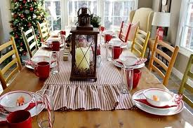 table decor 10 must pieces of breakfast table decor for christmas morning