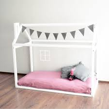 montessori toddler bed strong house bed shopkidday