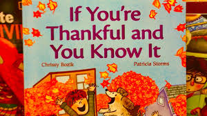 new if you re thankful and you it thanksgiving book