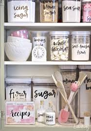 20 clever kitchen organization ideas the crafting nook by titicrafty