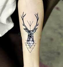 best 25 deer tattoo girls ideas on pinterest buck tattoo