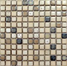 glazed porcelain mosaic octagonal u0026 dot black and white ceramic