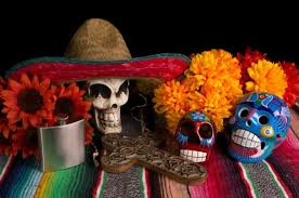 is the meaning of the day of the dead skull