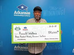 Arkansas Travel Tickets images Central arkansas man claims lotto ticket worth 25 000 a year jpg