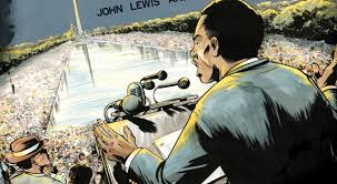 march book two lewis calls march road map to civil rights movement