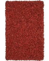 deals on red shag rugs are going fast